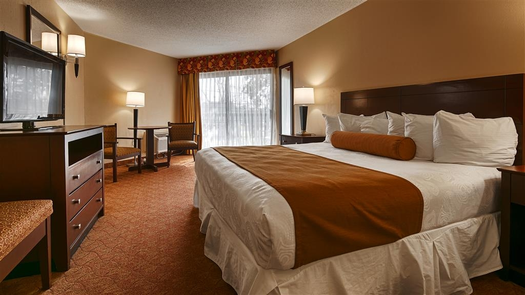 Best Western Oak Manor - Chambre king size