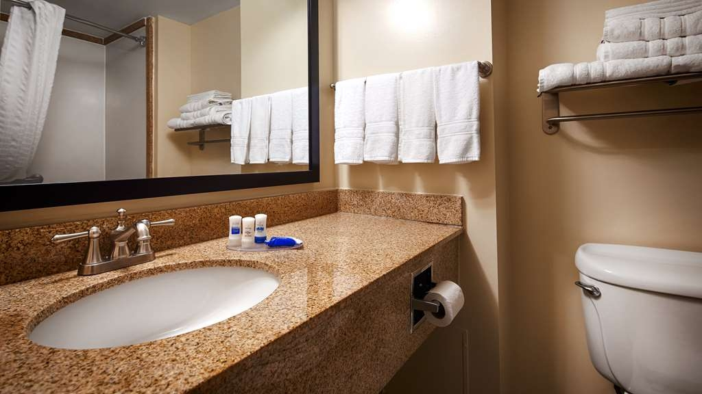 Best Western Oak Manor - Salle de bain