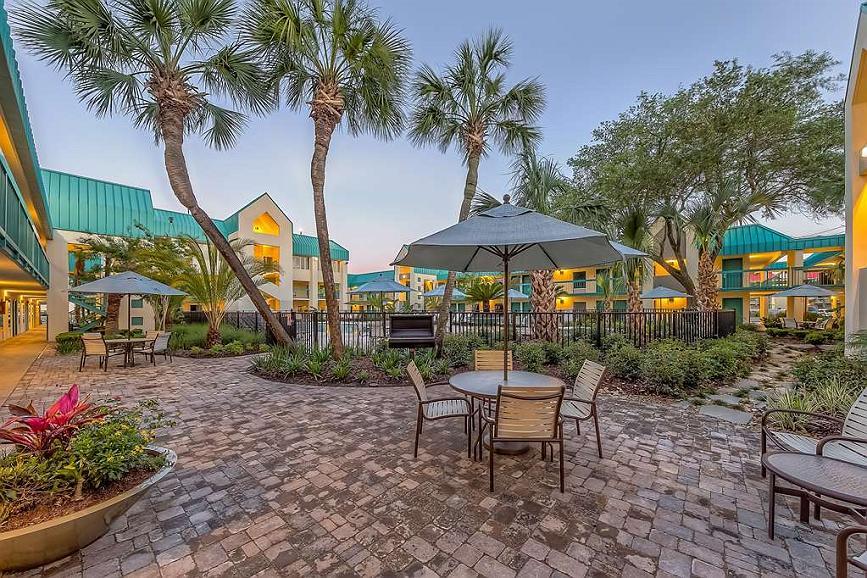 Best Western Seaway Inn - Außenansicht