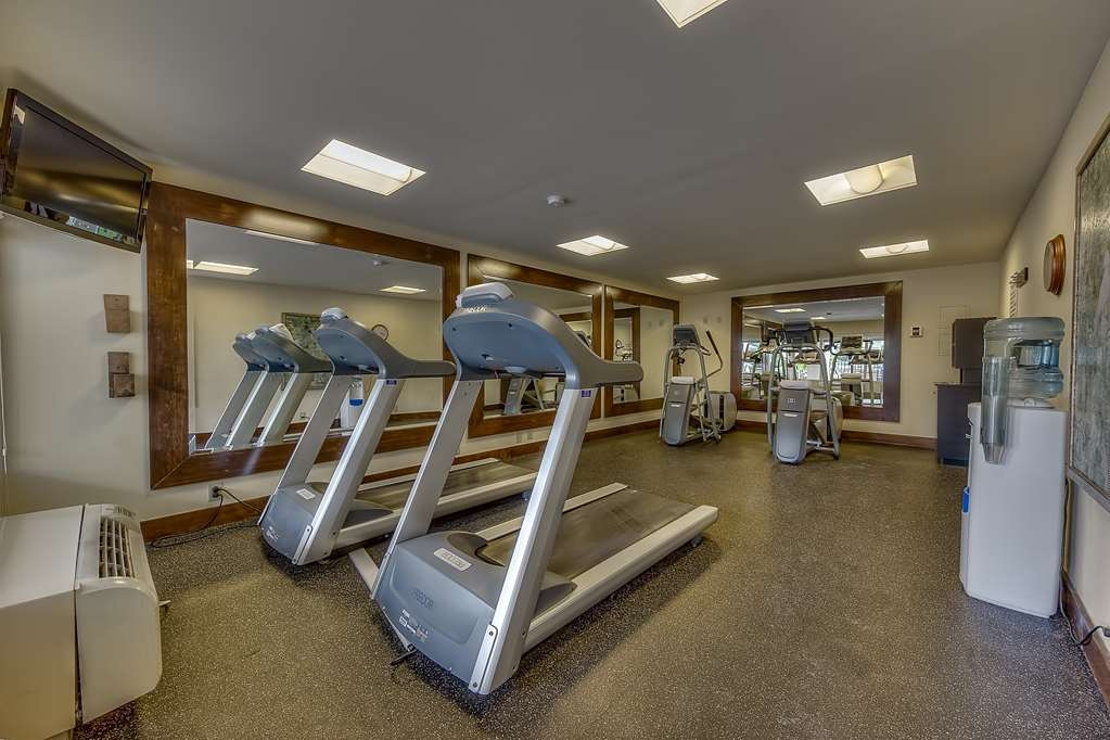 Best Western Seaway Inn - The Best Western Seaway Inn Gulfport has a 24 Hour Fitness Center.
