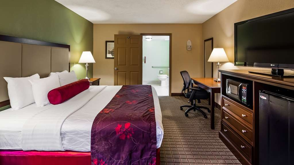 Best Western Vicksburg - Chambres / Logements