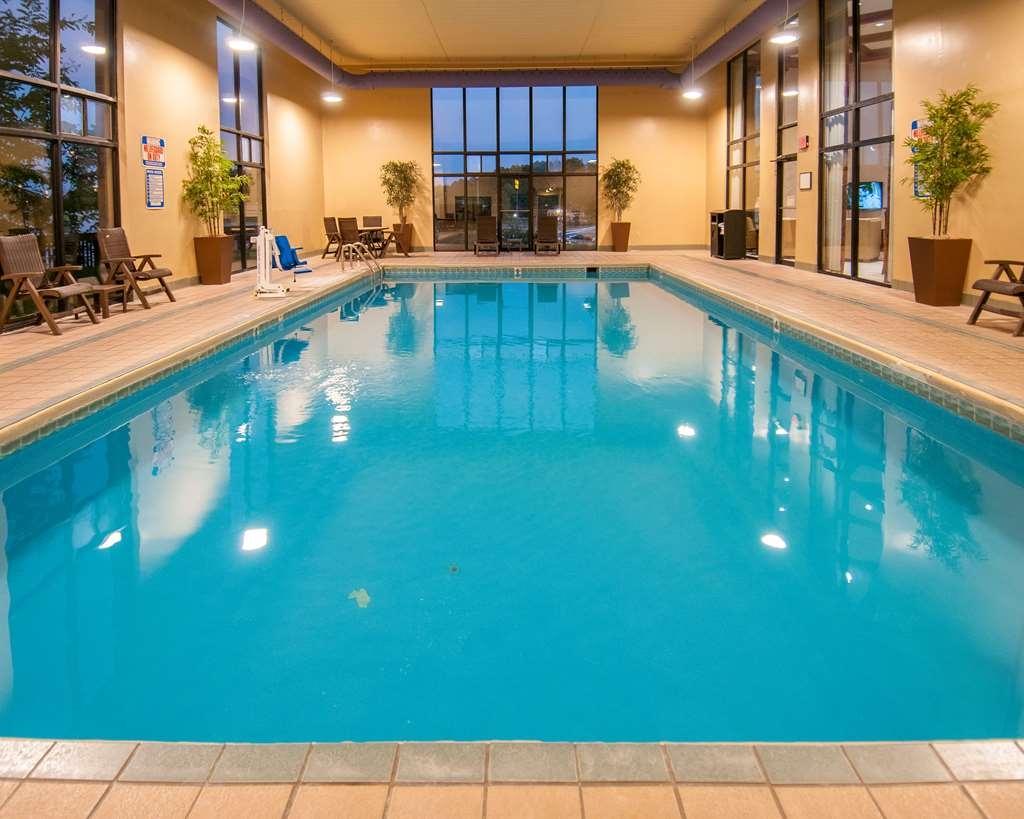 Best Western Vicksburg - Vue de la piscine