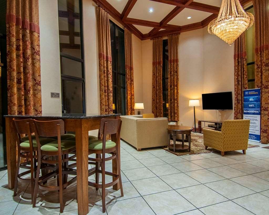 Best Western Vicksburg - Hall de l'hôtel