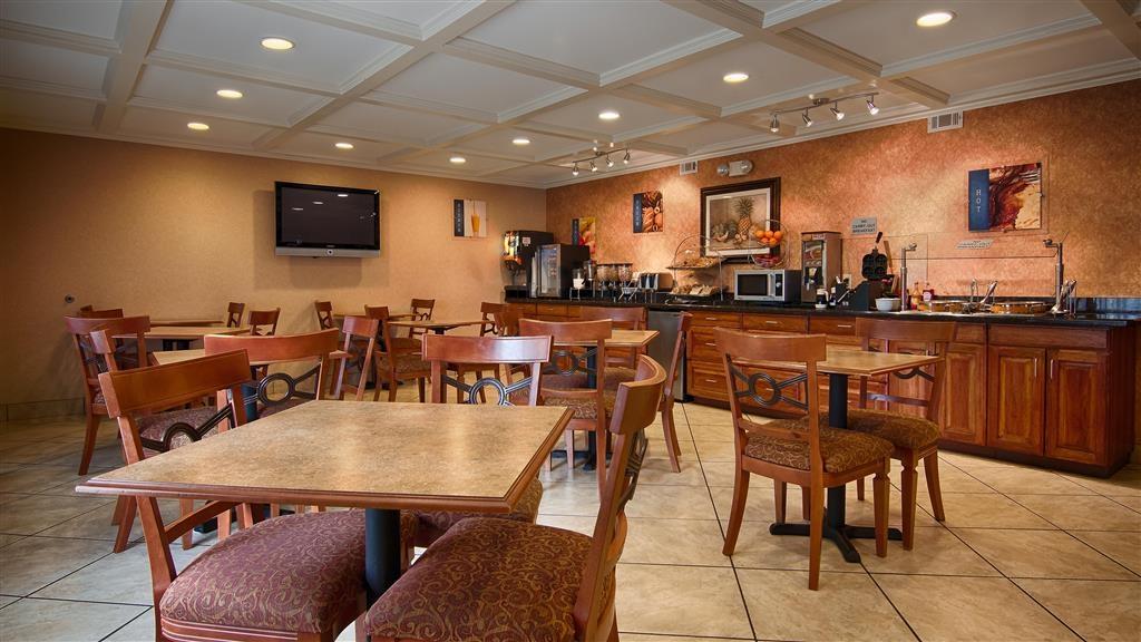 Best Western Vicksburg - Le petit déjeuner buffet