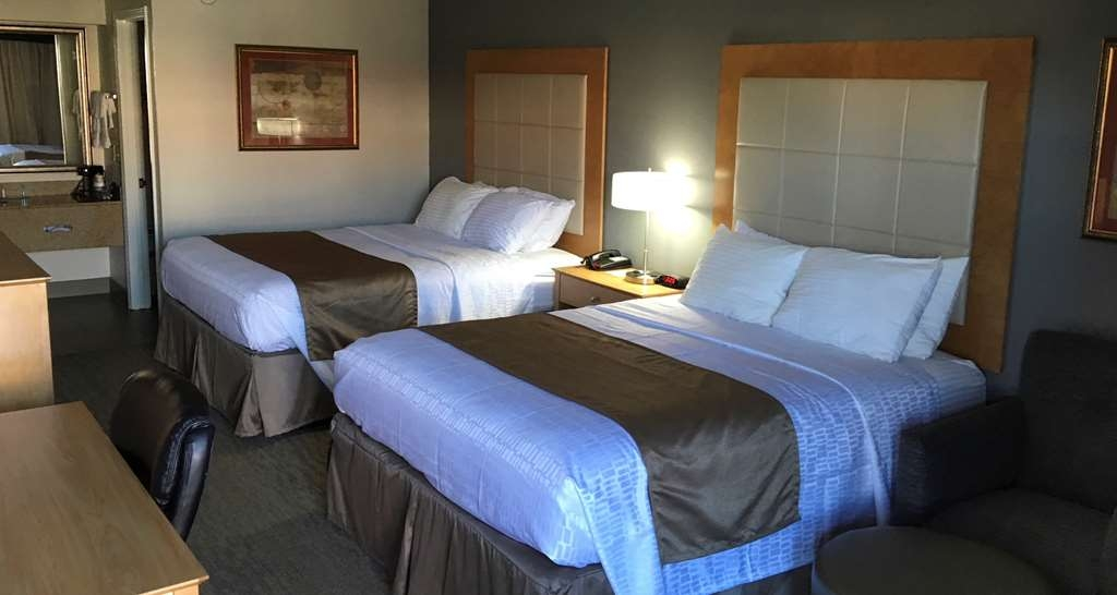 Best Western Airport Inn - Chambre