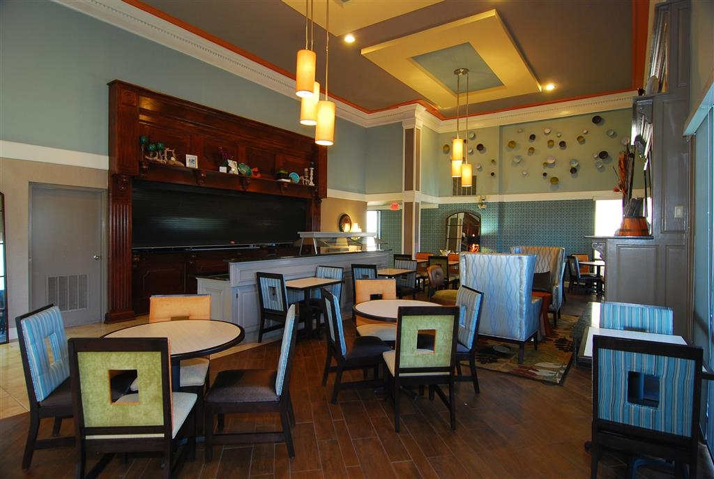 Best Western Executive Suites - Restaurant