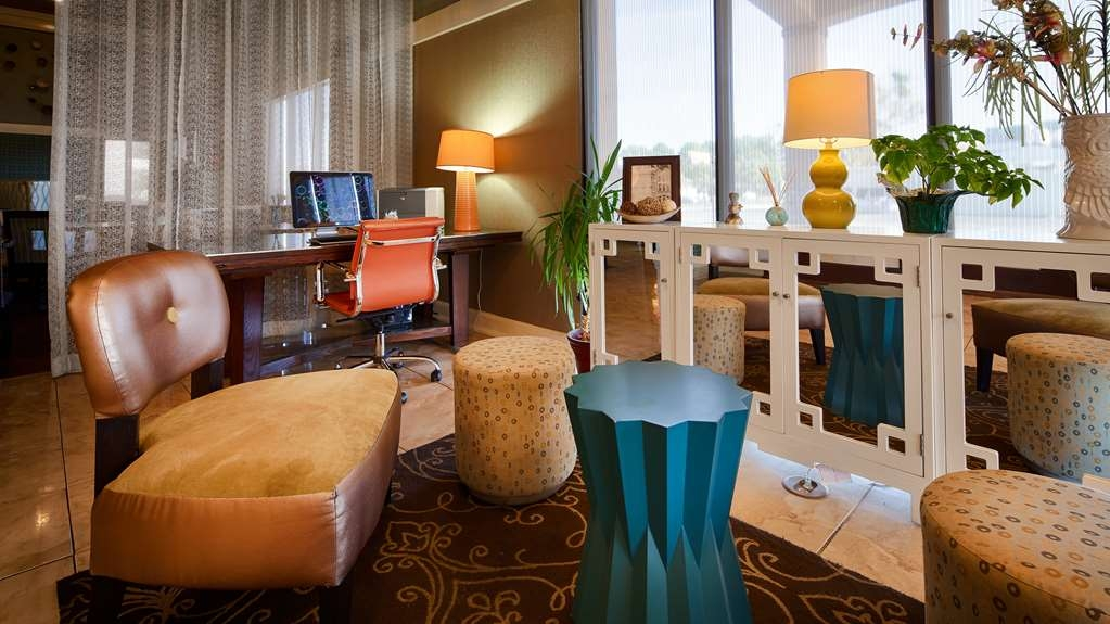 Best Western Executive Suites - Vue du lobby