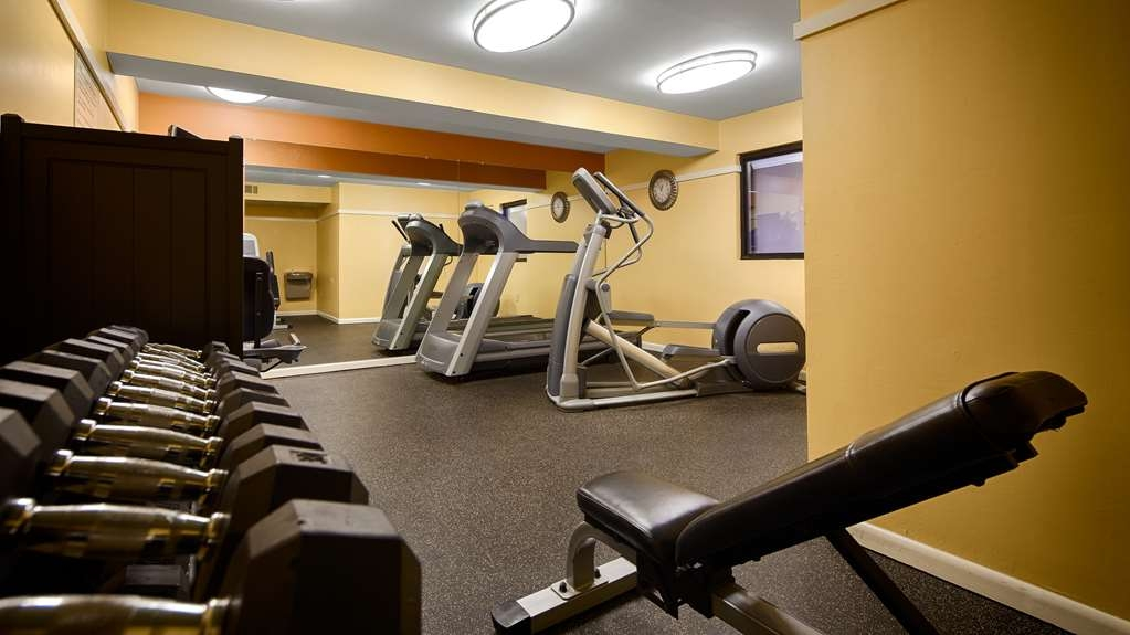Best Western Executive Suites - Club de remise en forme