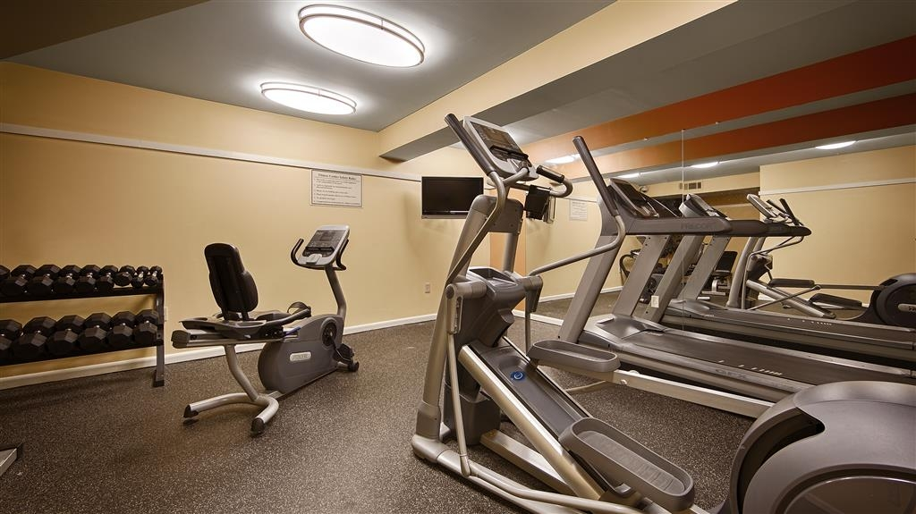 Best Western Executive Suites - Centre de fitness