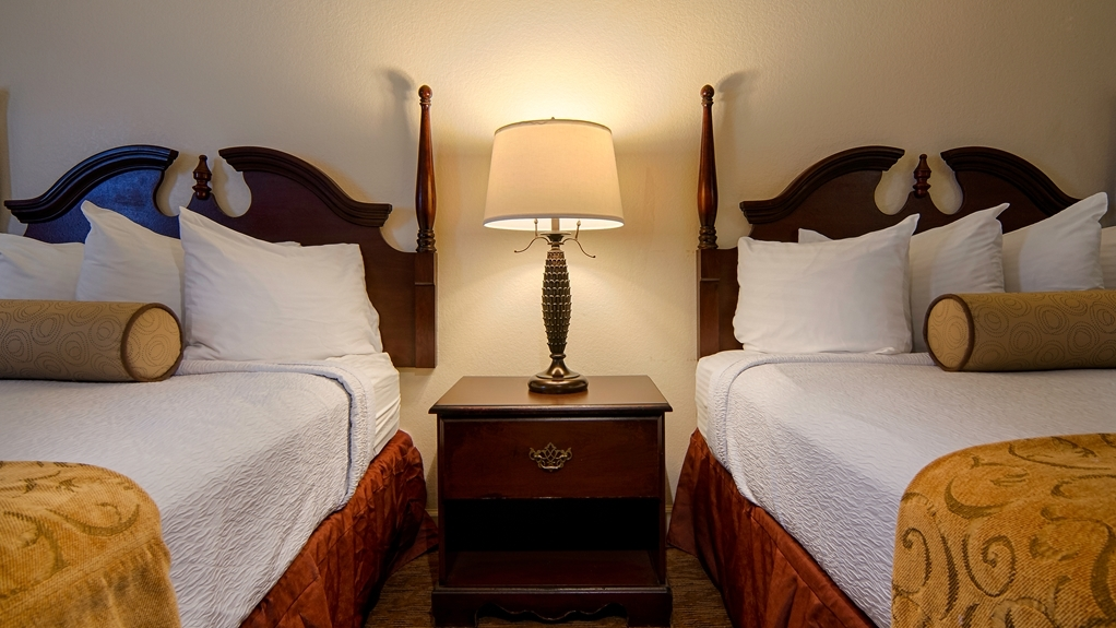 Best Western Plus Cypress Creek - Double Queen Bed Guest Room