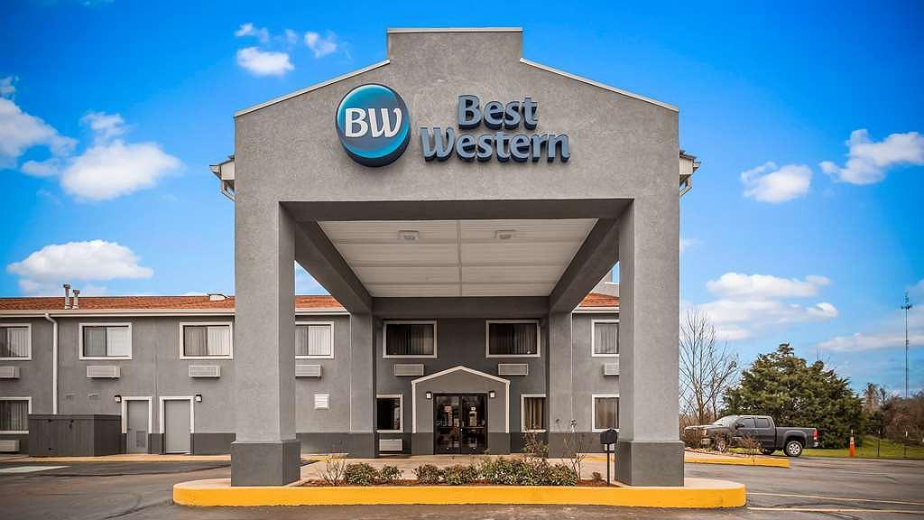 Best Western Gateway Inn - Vue extérieure