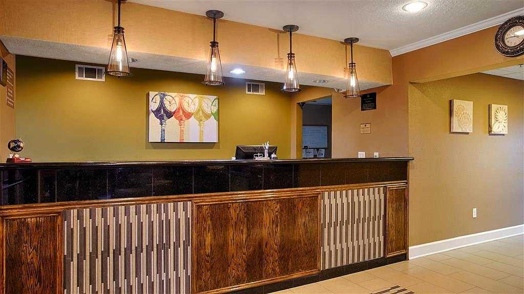 Best Western Gateway Inn - Reception