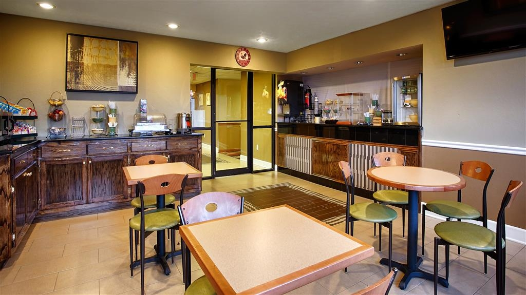 Best Western Gateway Inn - Area colazione