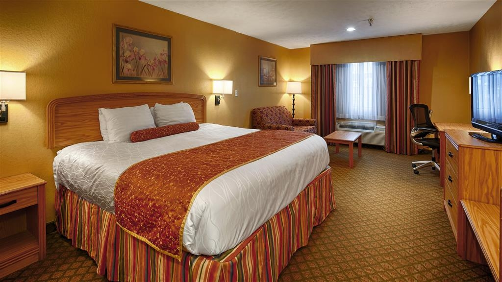 Best Western Gateway Inn - Camera con letto king size