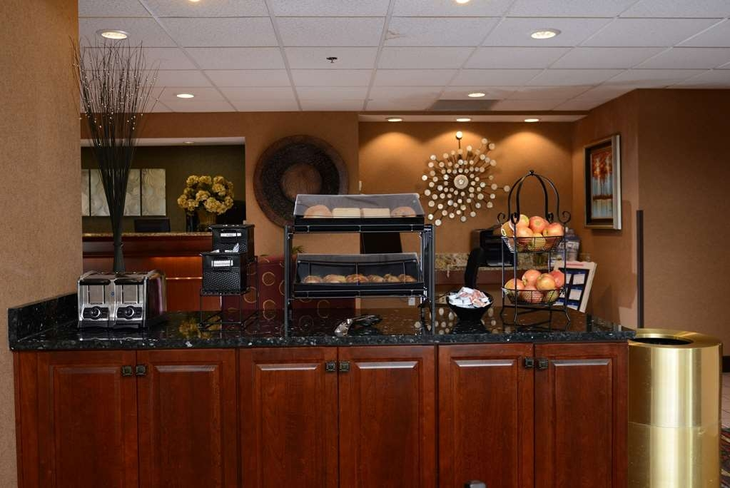 Best Western Tunica Resort - Le petit déjeuner buffet