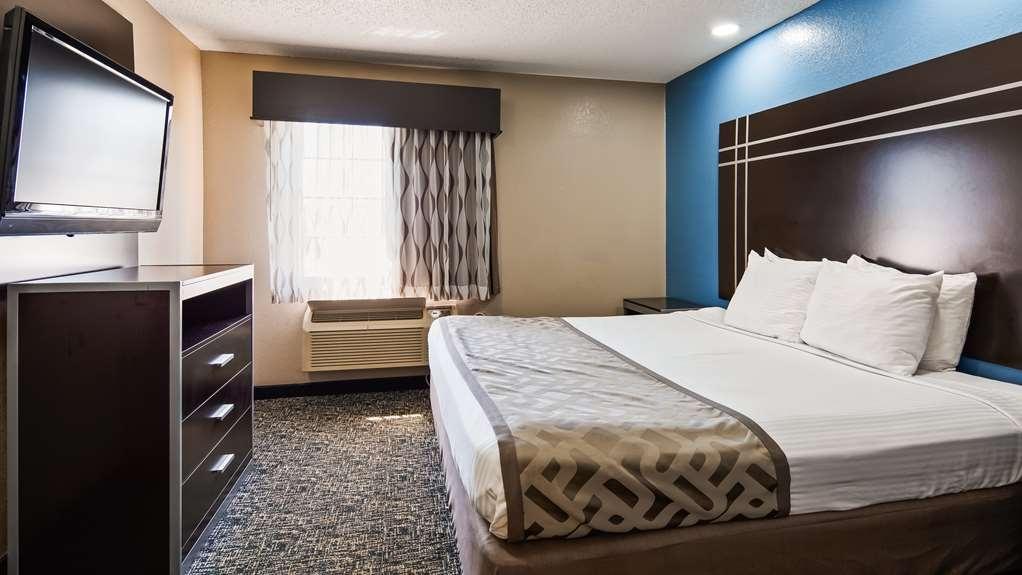 Best Western Richland Inn & Suites - Guest room