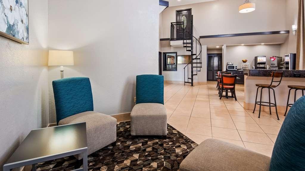 Best Western Richland Inn & Suites - Lobby view