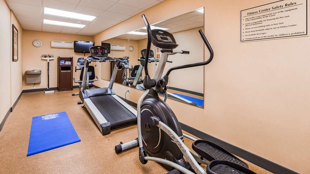 Best Western Plus Flowood Inn & Suites - Fitnessstudio