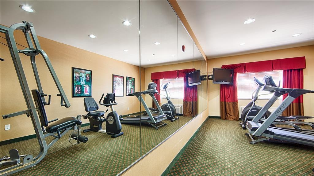 Best Western Plus Olive Branch Hotel & Suites - Fitness Center
