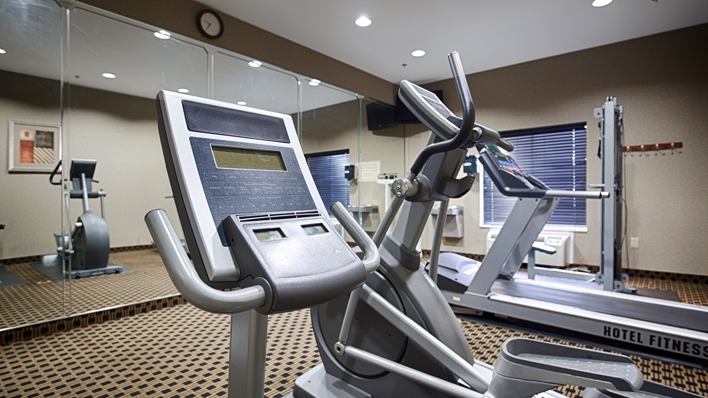 Best Western Plus Goodman Inn & Suites - Fitnessstudio