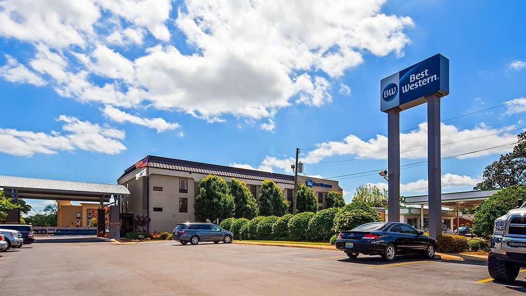 Best Western Laurel Inn - Exterior