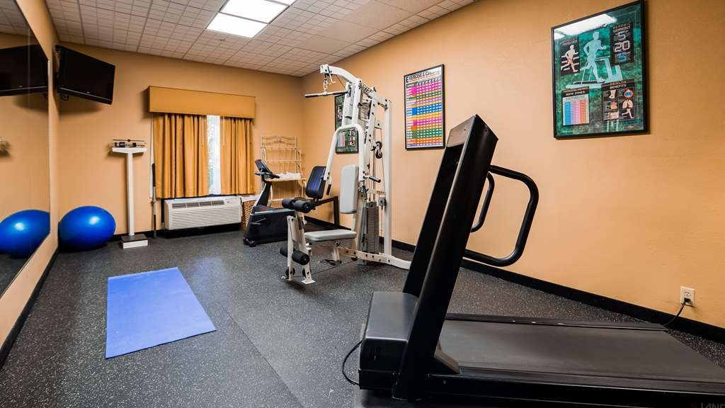 Best Western Laurel Inn - Club de remise en forme