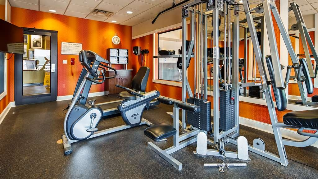 Best Western Plus Tupelo Inn & Suites - Club de remise en forme