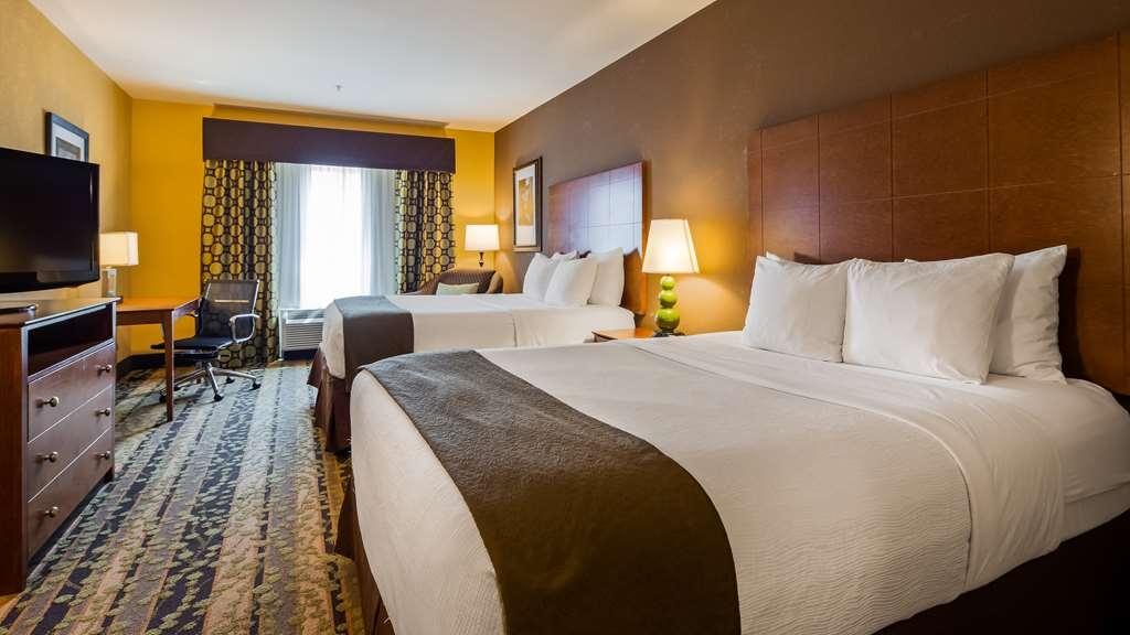Best Western Plus Tupelo Inn & Suites - Chambres / Logements