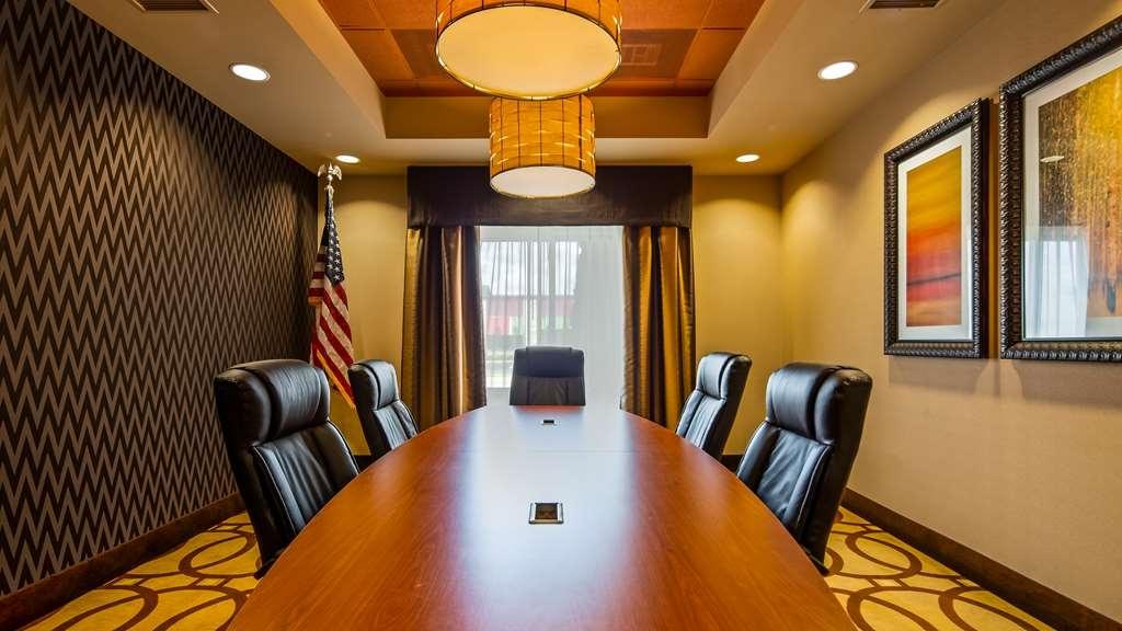 Best Western Plus Tupelo Inn & Suites - Salle de réunion