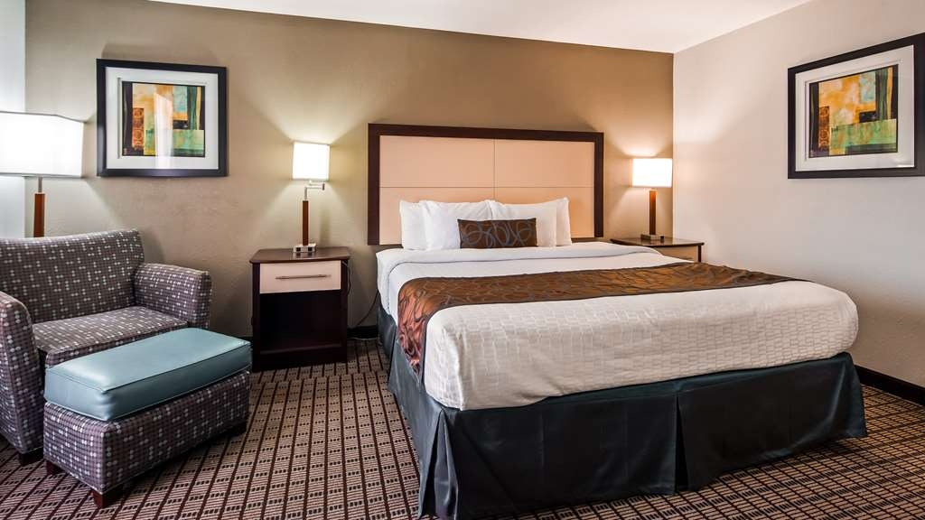 Best Western Plus Magee Inn and Suites - Guest Room