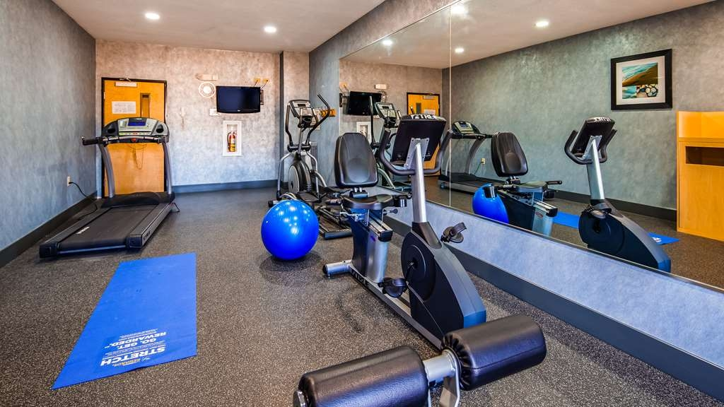 Best Western Plus Magee Inn and Suites - Fitness Center