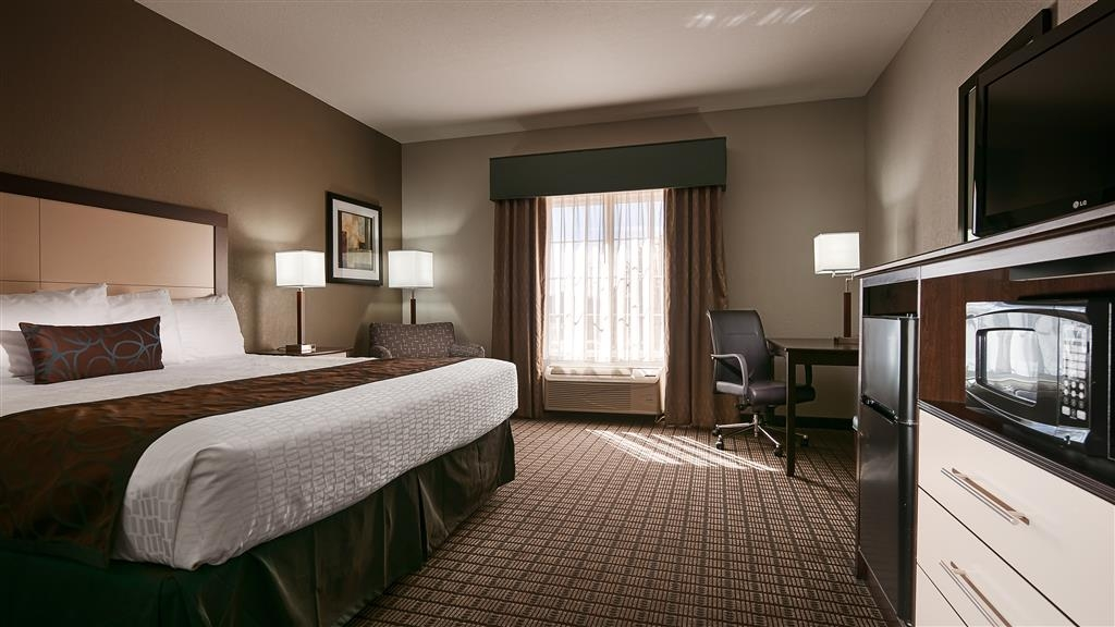 Best Western Plus Magee Inn and Suites - King Room