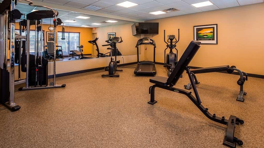 Best Western Premier University Inn - Club de salud