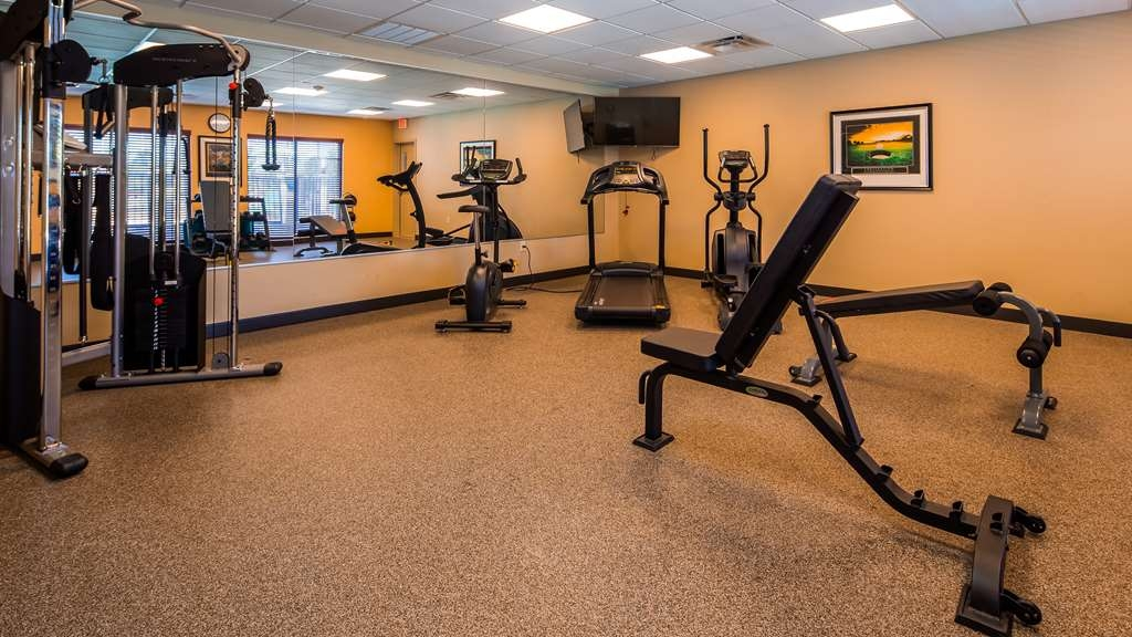 Best Western Premier University Inn - Fitnessstudio
