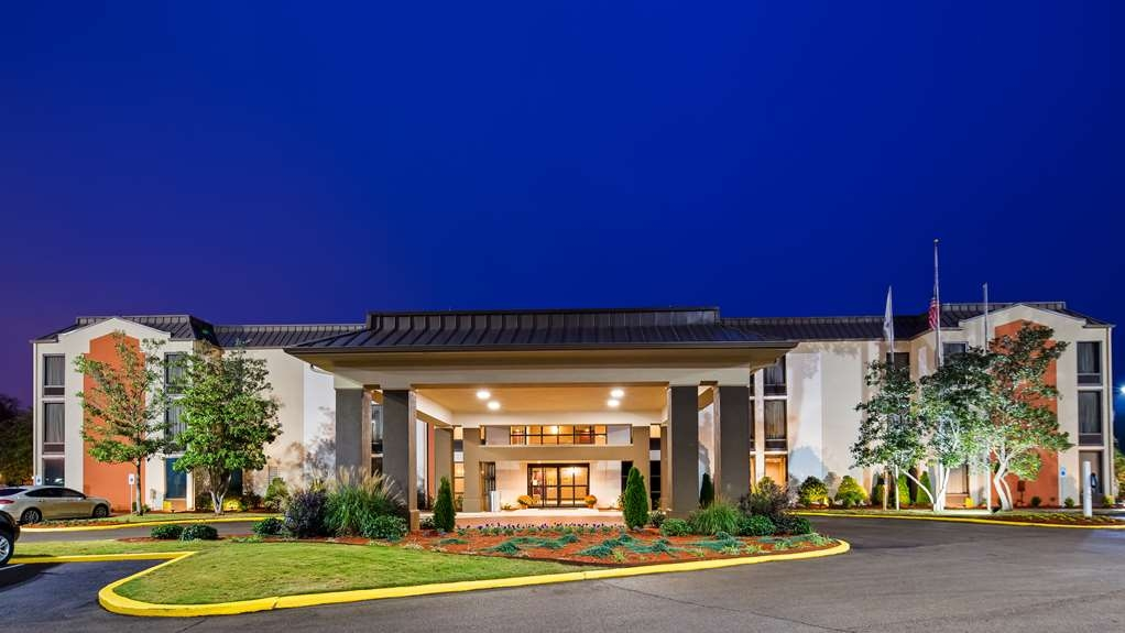 Best Western New Albany - Vista Exterior