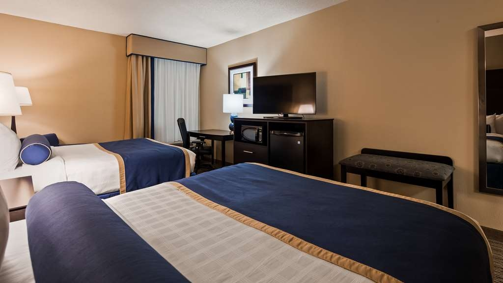Best Western New Albany - Camere / sistemazione