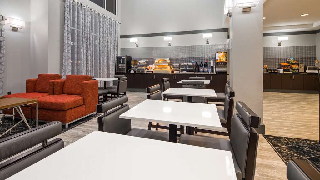 Best Western Plus Philadelphia-Choctaw Hotel and Suites - Restaurante/Comedor
