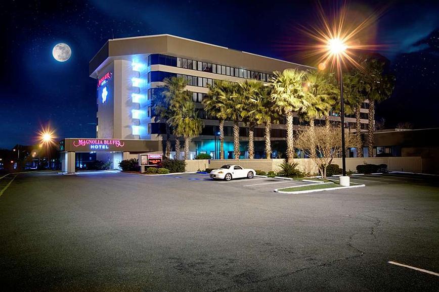 Magnolia Bluffs Casino Hotel, Premier Collection - Aussenansicht