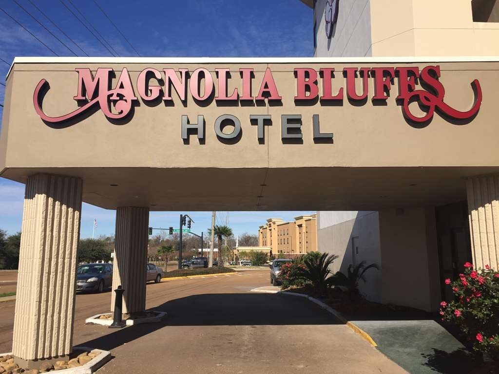 Magnolia Bluffs Casino Hotel, Premier Collection - Facciata dell'albergo