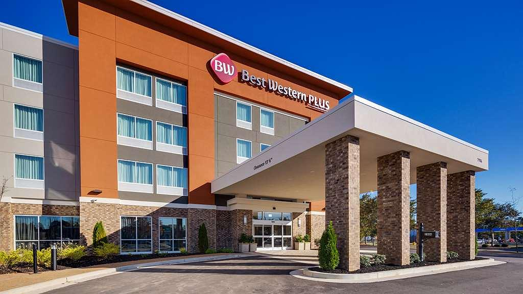 Best Western Plus Desoto - Area esterna