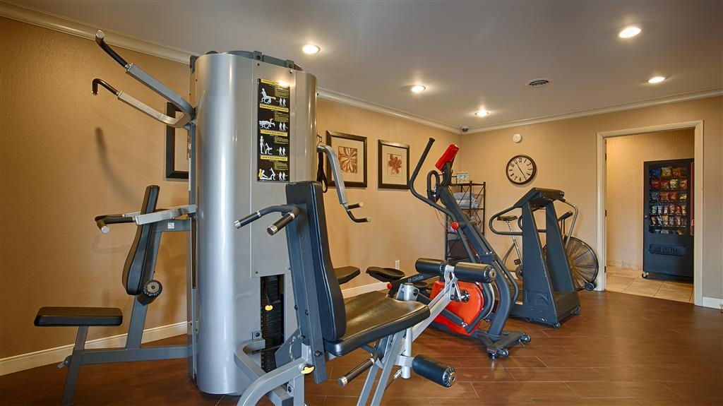 Best Western Coach House - Fitness Center