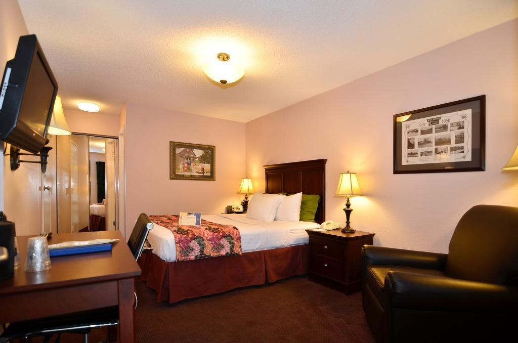 Best Western Route 66 Rail Haven - Guest room