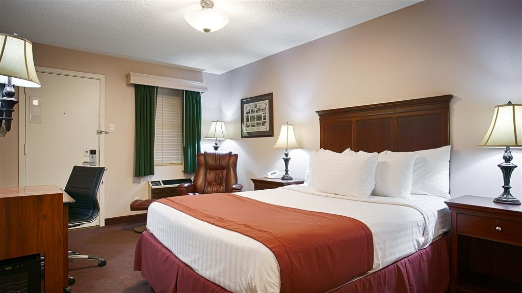 Best Western Route 66 Rail Haven - Make yourself at home in our unique guest rooms