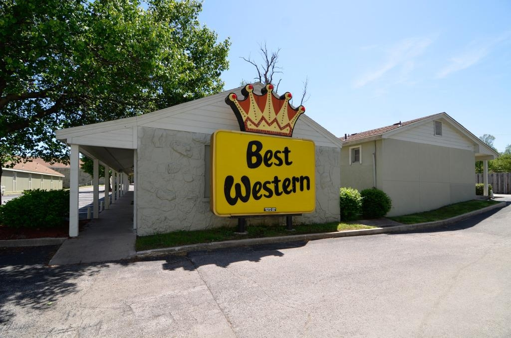 Best Western Route 66 Rail Haven - We are proud to be a part of the Best Western chain since 1951.