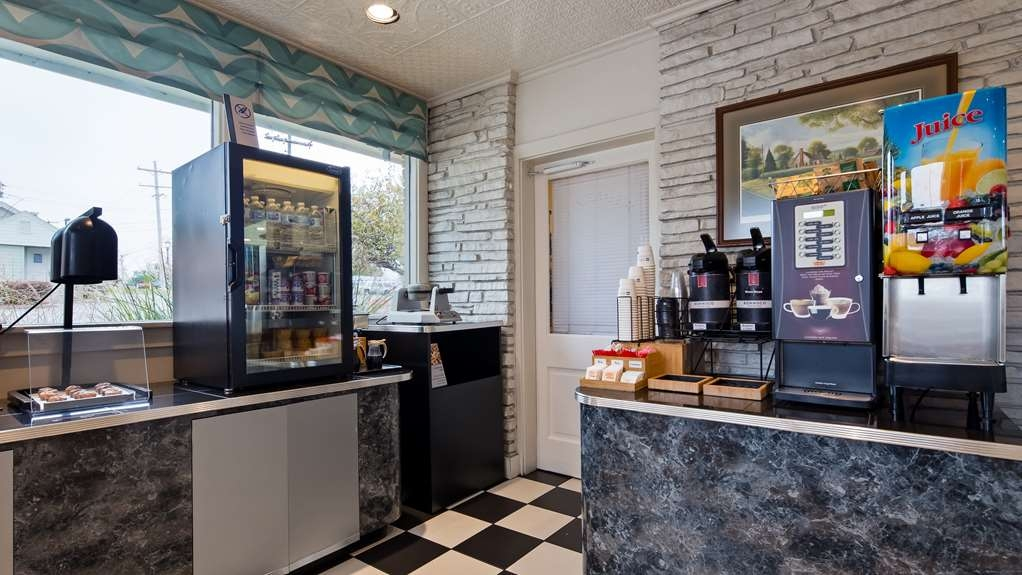Best Western Route 66 Rail Haven - Restaurant / Etablissement gastronomique