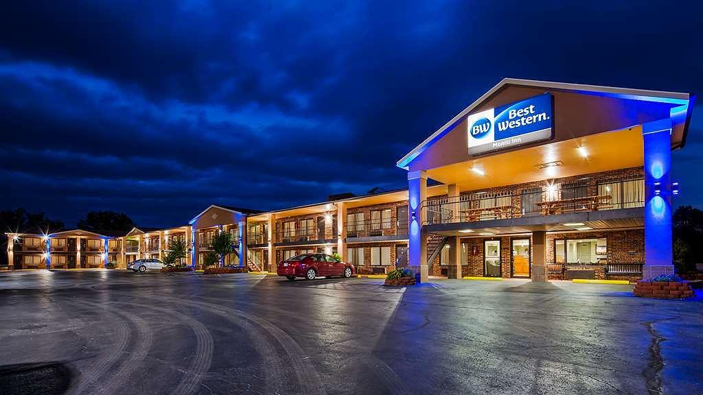 Best Western Montis Inn - Vista exterior
