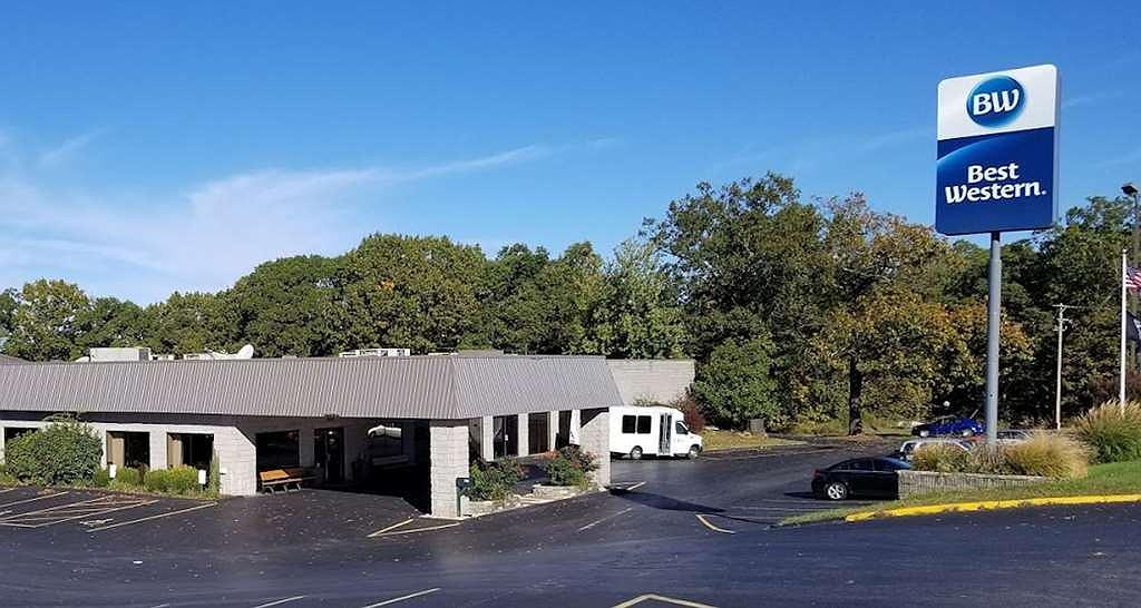 Best Western Branson Inn and Conference Center - Vista exterior