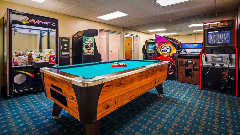 Best Western Center Pointe Inn - Ocio
