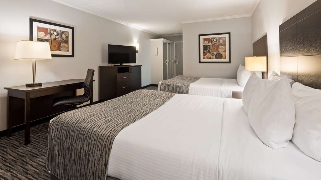 Best Western Kirkwood Inn - Make yourself at home in our 2 Queen Room.