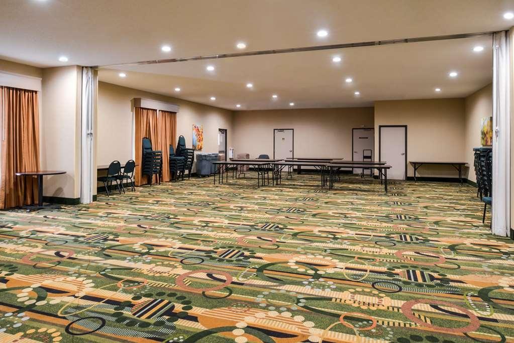 Best Western Big Spring Lodge - salón de baile